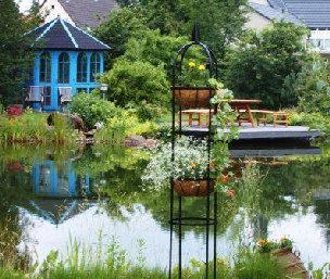 gartengestaltung bock – gärten mit konzept komplett aus einer, Garten ideen