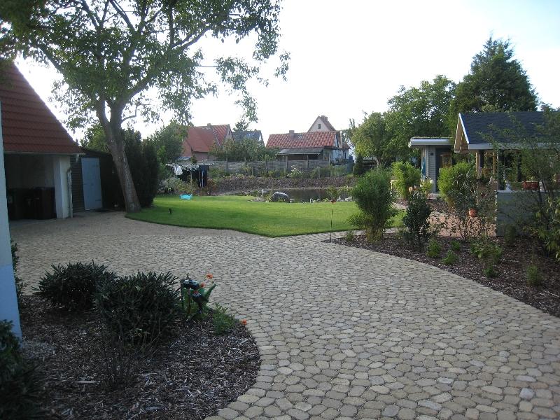 Pflasterarbeiten gartengestaltung bock - Gartengestaltung braunschweig ...